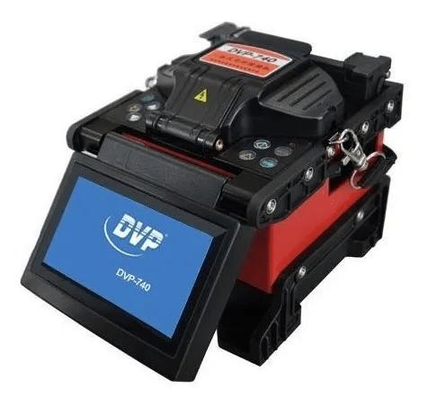 Kit Fusionadora Fibra Óptica Dvp-740