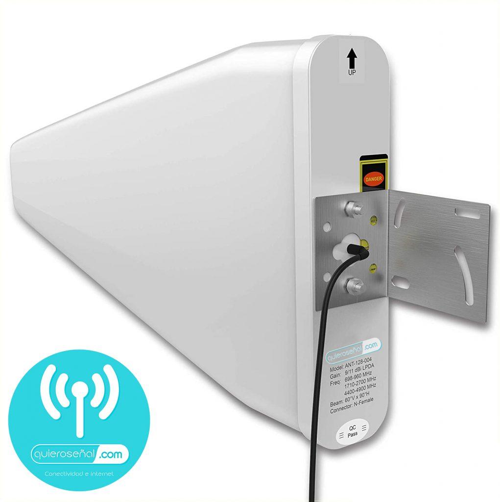 ANTENA 3G - 4G LPDA  11DBI